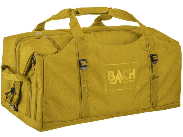 BACH Dr. Duffel 70 Backpack yellow curry
